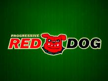 Играть в игровые аппараты Red Dog Progressive