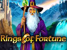 Играйте онлайн в Rings Of Fortune в казино