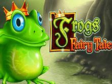 Онлайн игровой автомат Frogs Fairy Tale
