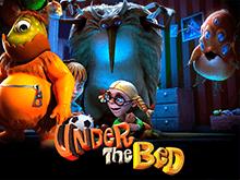 Популярный автомат Под Кроватью - играть бесплатно, без регистрации
