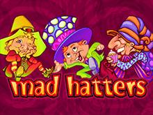 Безумные Шляпники – играйте бесплатно на одноруком бандите онлайн