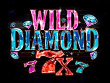 Играть онлайн в игровом клубе в автомат Wild Diamond 7x